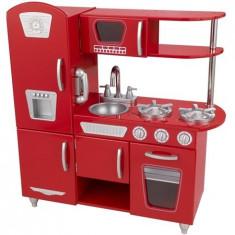 Bucatarie pentru copii Red Vintage Kidkraft