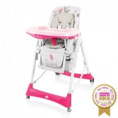 Scaun De Masa Colectia 2016 Bambi 08 Pink Baby Design