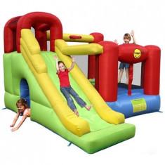 Saltea gonflabila Play center 6 in 1 Happy Hop