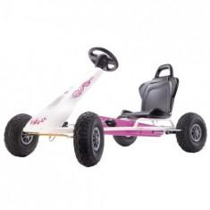 Kart Air-Racer Flower - Kart cu pedale