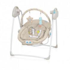 Leagan Electric Beige Loko - Balansoar interior Baby Design