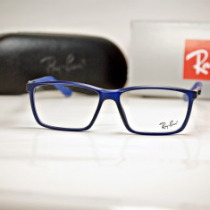 Rama de ochelari de vedere Ray Ban RB 8903 C8 - Rama ochelari Ray Ban, Unisex, Dreptunghiulare, Plastic, Rama intreaga, Fashion