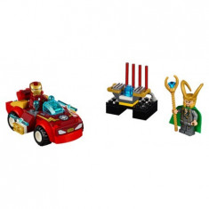 Lego® Juniors Iron Man Contra Loki - 10721