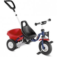 Tricicleta cu maner -2368 - Tricicleta copii Puky
