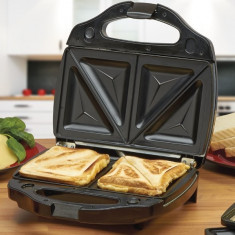 Grill si sandwich maker 2 in 1 Cooks Professional