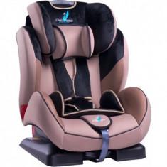 Scaun Auto Diablo Xl Beige - Scaun auto copii Caretero, 1-2-3 (9-36 kg)