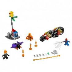Lego - Super Heroes - Omul Paianjen: Alaturarea Fortelor Calaretului Fantoma - 76058@L76058@Lego - S