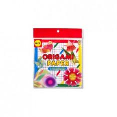 Origami - Foi pretiparite cu diverse modele - Jocuri arta si creatie Alex Toys