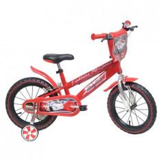 Bicicleta Denver Cars 14'' - Bicicleta copii