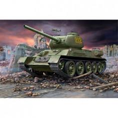 Macheta Tanc T-34/85 - 03302 - Macheta auto Revell