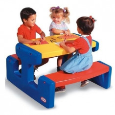 Masa De Picnic Pentru 6 Copii - Little Tike-4668 Little Tikes