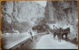 Orsova ; Dunarea la stramtori ; circulata , 1933 , animatie , caleasca, Necirculata, Fotografie