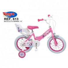 Bicicleta Mickey Mouse Club House Fetite, 14 - 35 Cm - Bicicleta copii Toimsa