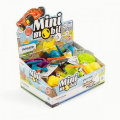 Minimobil 9 Excavator Miniland - Masinuta