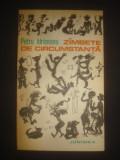 PETRU IDRICEANU - ZAMBESTE DE CIRCUMSTANTA * SCHITE UMORISTICE