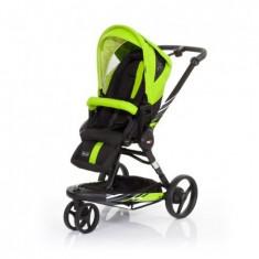Carucior 3 Tec Plus Lime - Carucior copii 2 in 1 ABC Design