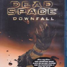 Film Blu Ray : Dead Space - Downfall ( original - subtitrare in lb.romana ) - Film animatie