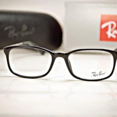 Rama de ochelari de vedere Ray Ban RB 5313 D 2000 - Rama ochelari Ray Ban, Unisex, Plastic, Rama intreaga, Fashion