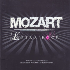 Film Blu Ray : Mozart ( opera rock - disc original ) - Film drama, Franceza