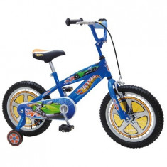 Bicicleta Hot Wheels 16 - Bicicleta copii Stamp