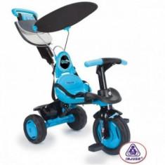 Tricicleta Free Blue - Tricicleta copii Injusa