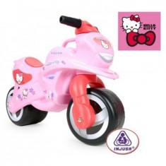 Bicicleta Fara Pedale Hello Kitty Thundra Injusa