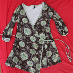 Bluza colorata H&M - Bluza dama H&M, Marime: S, Culoare: Multicolor