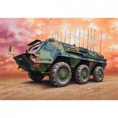 Macheta Camion Militar Tpz 1 Fuchs Eloka Hummel/abc Spürpanzer - Macheta auto Revell
