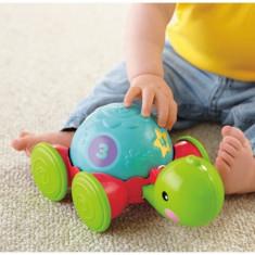 Jucarie Testoasa Bebelusi - Pull Along Turtle - Y8652 Mattel