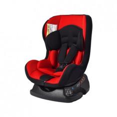 Scaun Auto Little Rider, Rosu-Negru - Scaun auto copii Juju, 0+ (0-13 kg), Opus directiei de mers