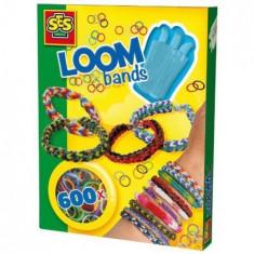 Benzi Loom Basic - Jocuri arta si creatie SeS