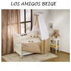 Lenjerie de pat 3 Plus - Lenjerie pat copii Nino