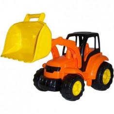 Champion - Tractor Cu Cupa - Masinuta Polesie