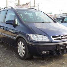 Opel Zafira 7 locuri Limited Edition, 1.8 16V benzina, an 1999, 207000 km, 1798 cmc