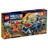 Transportorul lui Axl 70322 Lego Nexo Knights