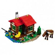 Lego® Creator Casuta De Pe Malul Lacului - 31048