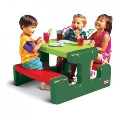 Masa De Picnic Pentru 4 Copii -479a Little Tikes