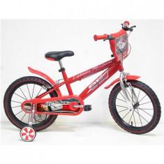 Bicicleta Denver Cars 16'' - Bicicleta copii
