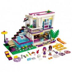 Lego Friends Casa Vedetei Pop Livi L41135