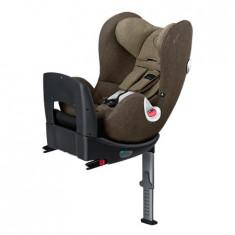 Scaun Auto Sirona Plus Isofix Olive Kaki - Scaun auto copii Cybex, 0+ (0-13 kg), Opus directiei de mers