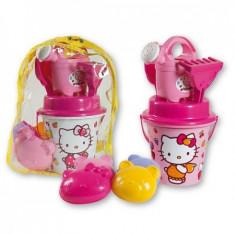 Rucsac Mare Cu Jucarii De Nisip Hello Kitty Androni Giocattoli - Jucarie nisip