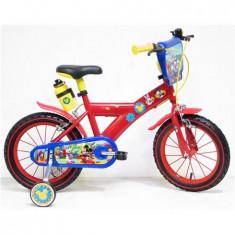 Bicicleta Denver Mickey Mouse 14 - Bicicleta copii
