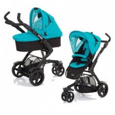 Carucior 3 Tec Coral - Carucior copii 2 in 1 ABC Design