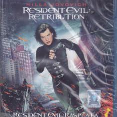 Film Blu Ray : Resident Evil - Retribution ( sigilat - subtitrare in lb.romana )