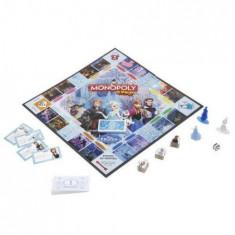 Joc De Societate Monopoly Junior Editia Frozen Hasbro