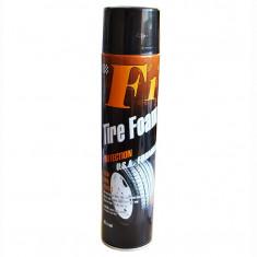 Spray spuma pentru curatat si lustruit anvelope 650ml