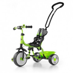Tricicleta copii Milly Mally Boby Green