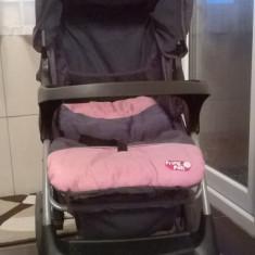 Carucior, scaun auto fetite - Carucior copii Landou Primii Pasi