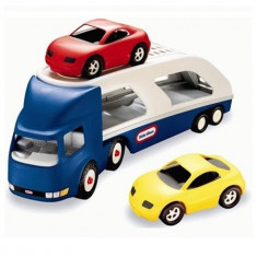 Camion Transport Masini -170430 - Masinuta Little Tikes