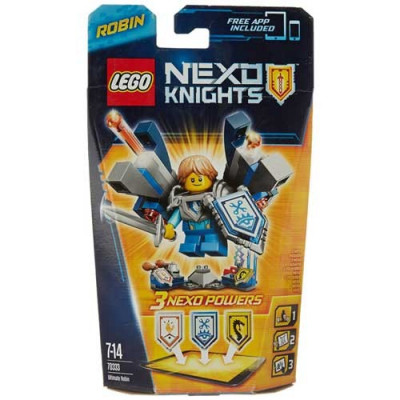 Supremul Robin 70333 Lego Nexo Knights foto